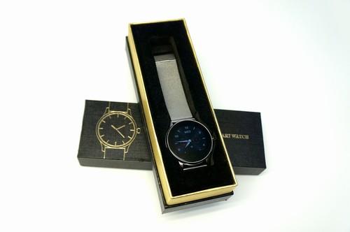 Manager - Smart hodinky Stříbrné
