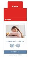 Papír Canon KP108IN Paper Set [ 100x148mm, 3x36 listů, CP100/200/