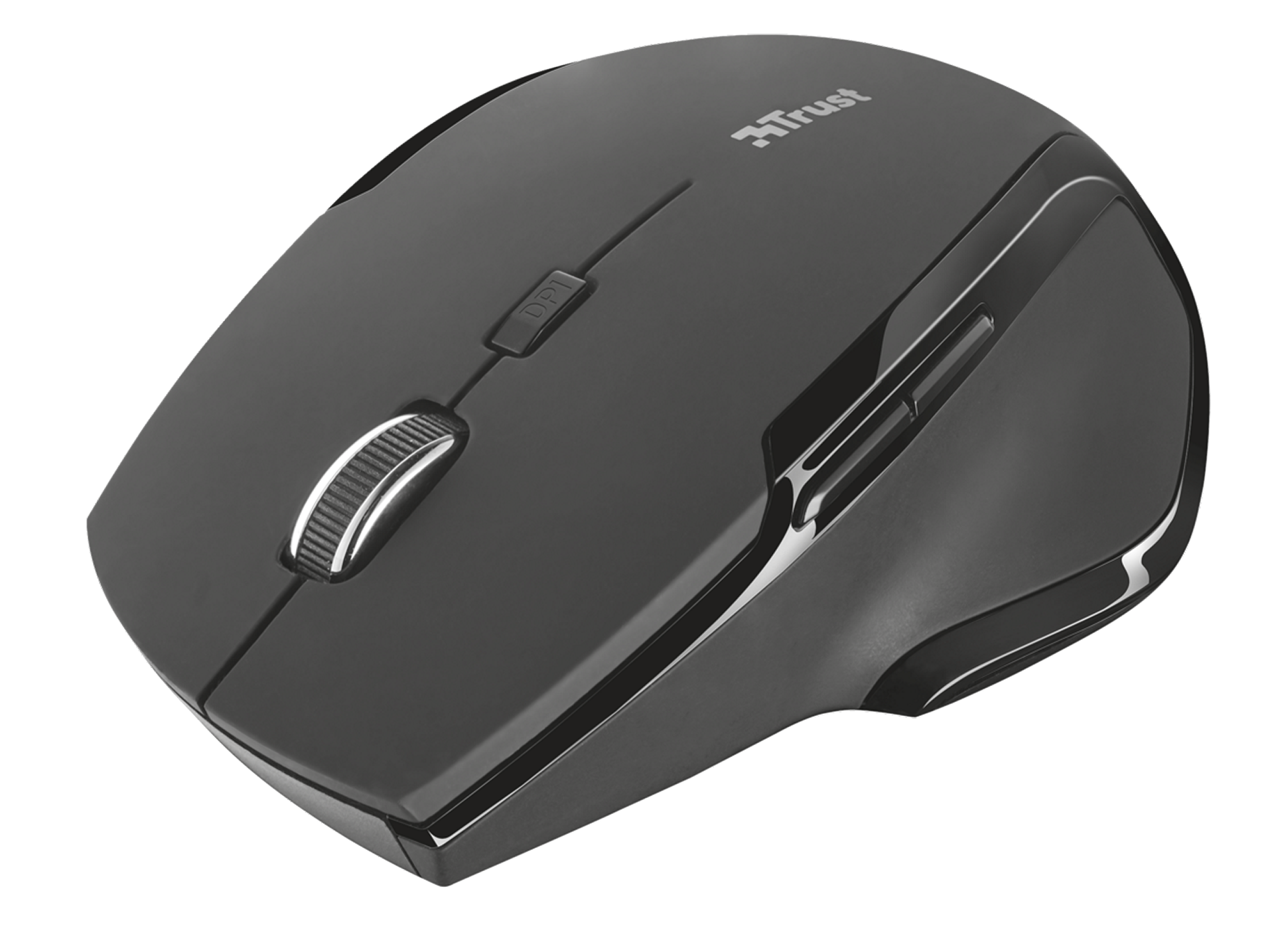 myš TRUST Evo Compact Wireless Optical Mouse