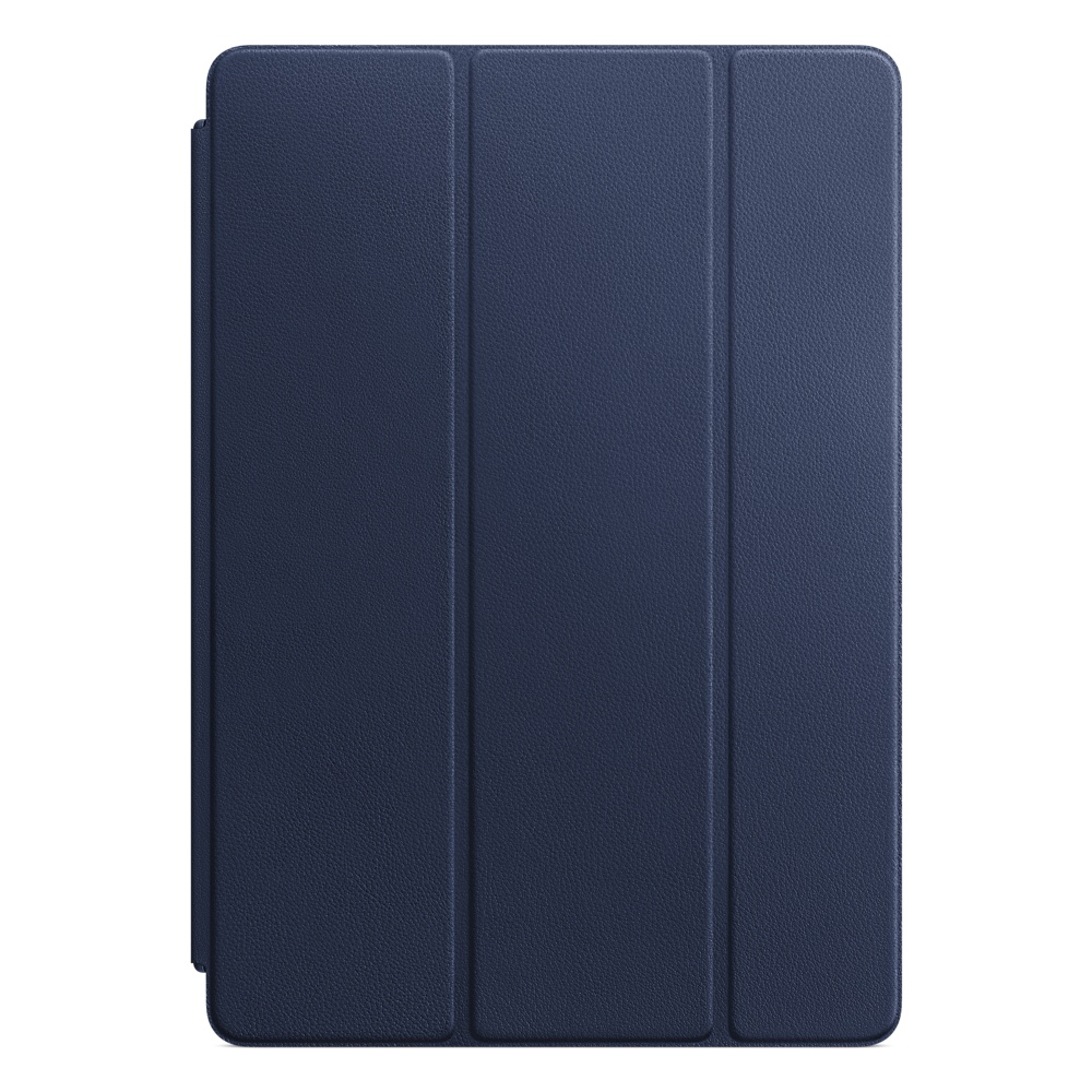 iPad Pro 10,5'' Leather Smart Cover - Midnight Bl.