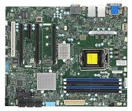 SUPERMICRO MB 1xLGA1151 (E3,i7), iC236,DDR4,6xSATA3,PCIe 3.0 (3 x16, 1 x1(in x4),1xPCI-32,1xM.2, HDMI,DP,DVI,Audio,IPMI