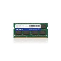 SODIMM DDR3 8GB 1333MHz CL9 512x8 ADATA, retail