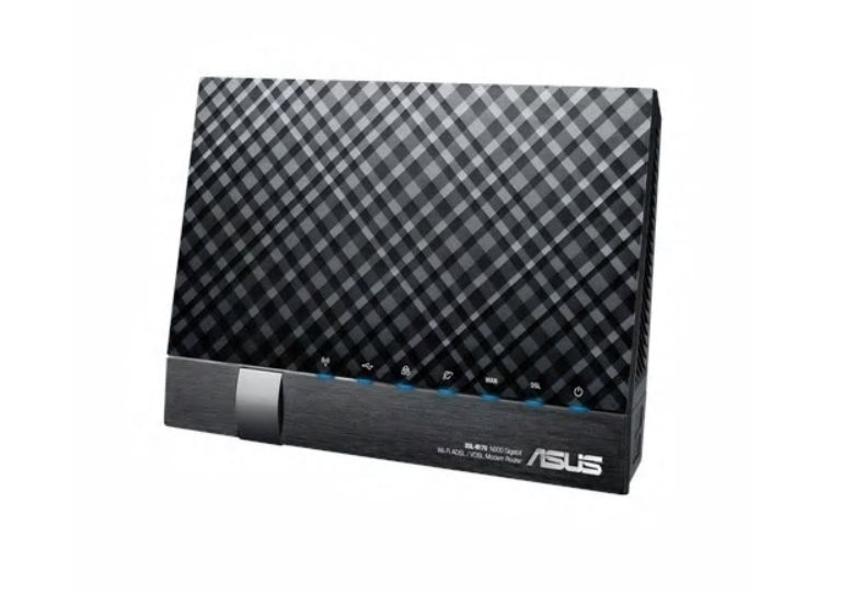 ASUS DSL-N17U, Modemový router DSL-N17U Wireless-N300 Gigabit ADSL/VDSL