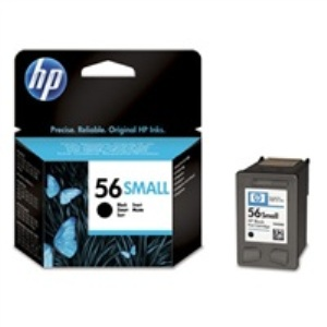 HP C6656GE Ink Cart No.56 pro DJ 5550, PS 7x50, 7x60, 4,5ml, Black
