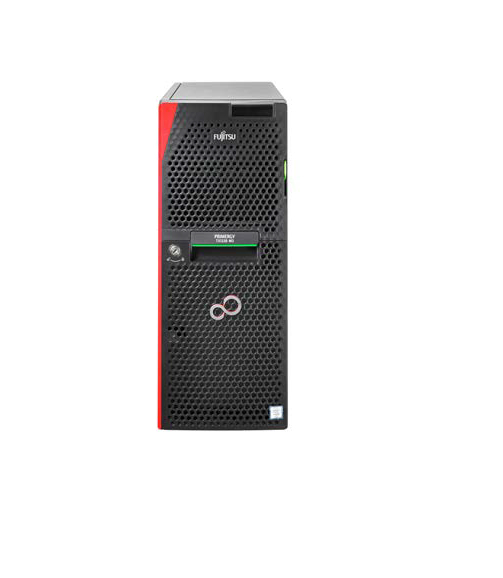FUJITSU SRV TX1330M3 - E3-1220v6 4C/4T, 8GB, 2x1TB SATA HS, 4xBAY3.5 H-P, RP1 450W, TOWER