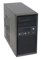 CHIEFTEC skříň Mesh Series/uATX, CT-01B, 350W, Black, USB 3.0