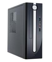 CHIEFTEC Case Flyers Series/mini ITX, FI-01B-U3 250W TFX , Black