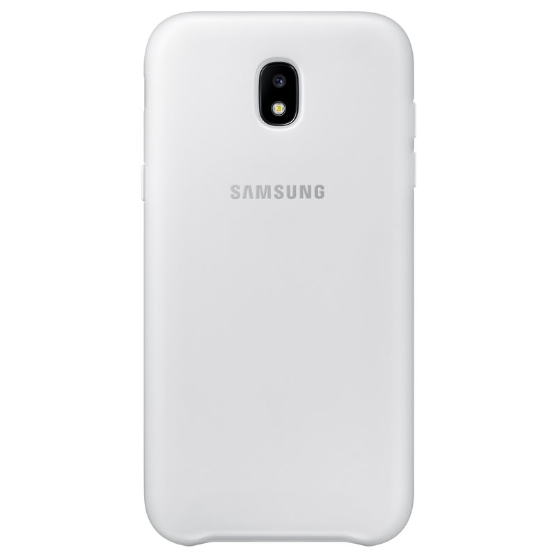Samsung Dual Layer Cover J5 2017, white