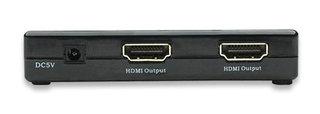 MANHATTAN HDMI rozbočovač 2 porty (splitter, v1.3b)