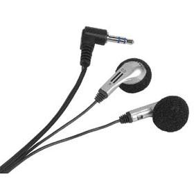 Hama sluchátka HK-202, špunty, stereo