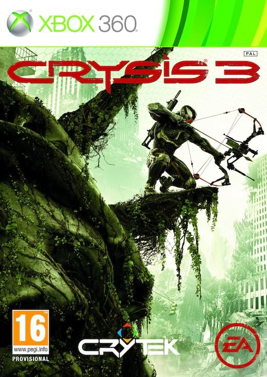CRYSIS 3 Classics XBOX 360 CZ/SK/HU