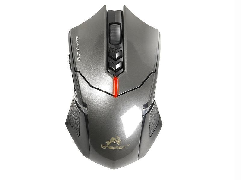 Tracer Battle Heroes Wingma bezdrátová optická myš, podsvícená, 2000 DPI, 6 tl.