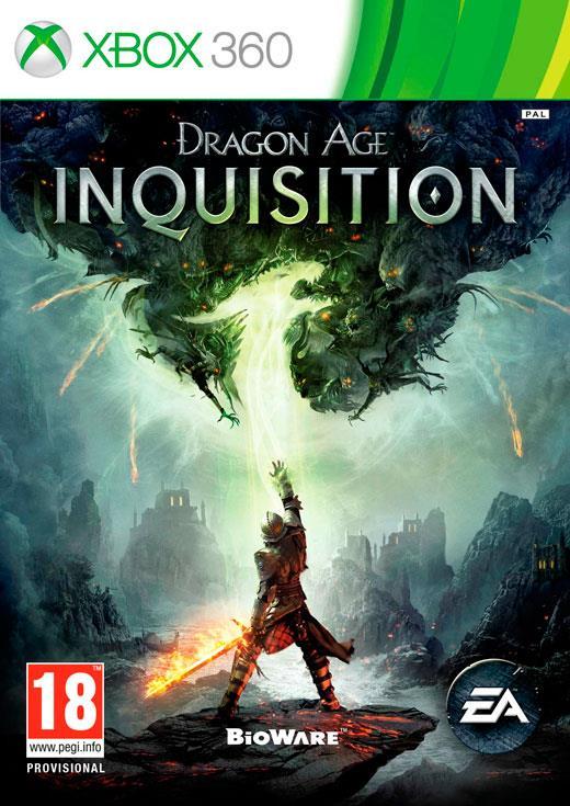 DRAGON AGE: INQUISITION Xbox 360 CZ/SK/HU