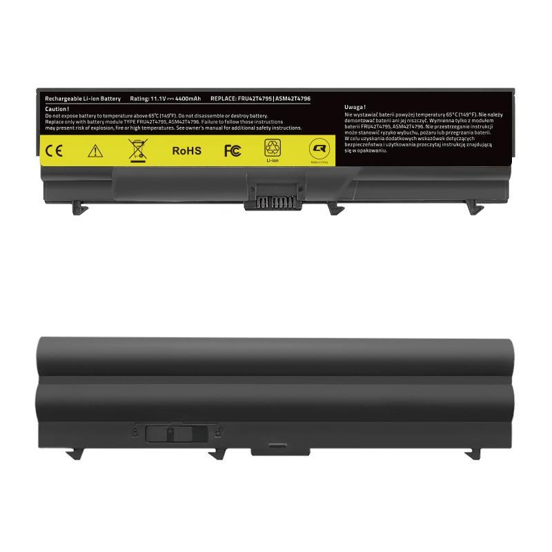 Qoltec Long Life baterie pro notebooky Lenovo T520i, 11.1V | 4400mAh