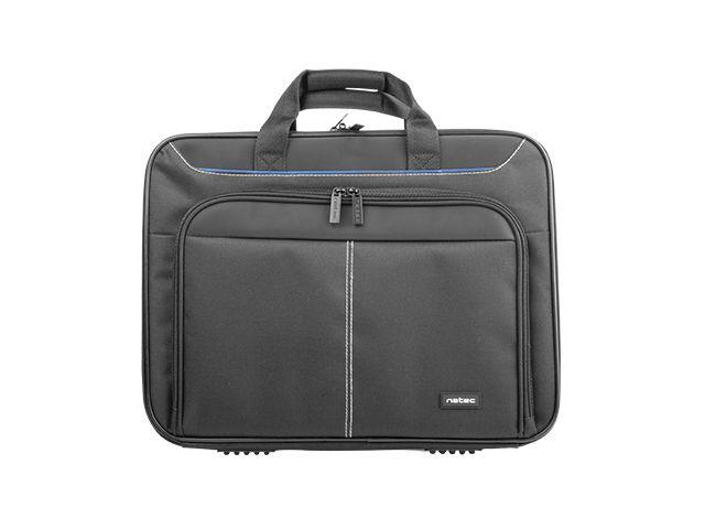 Laptop Bag Natec DOBERMAN 17,3'' Black