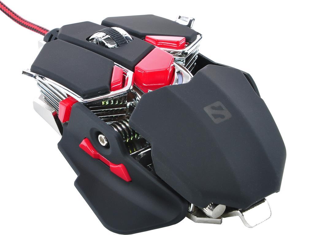 Sandberg Blast Mouse bezdrátová herní myš (až 4000 DPI)