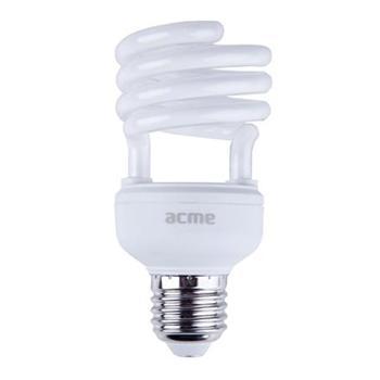 ACME úsporná žárovka Půl-spirála, 15W (75W), 8000h, E27, 798 lm, 2700 K - Teplá bílá