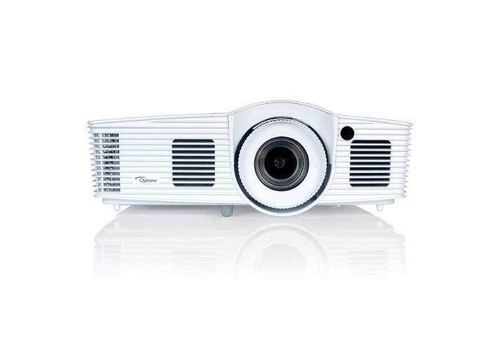Projektor Optoma DU400 (DLP, 4000 ANSI, WUXGA, 15 000:1)