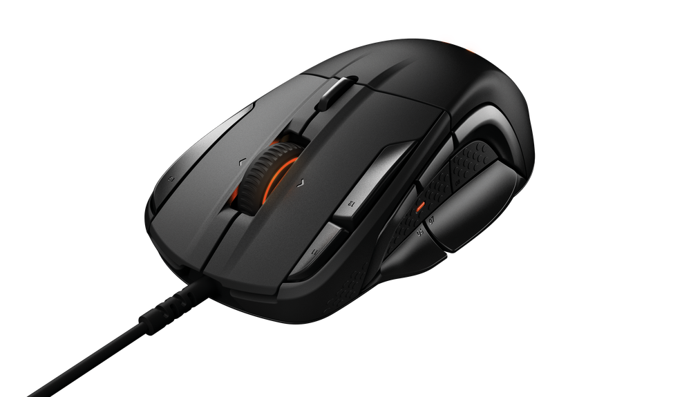 Gaming mouse SteelSeries Rival 500, Black