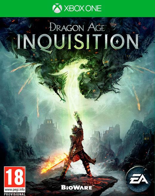 DRAGON AGE: INQUISITION Xbox One CZ/SK/HU/RO