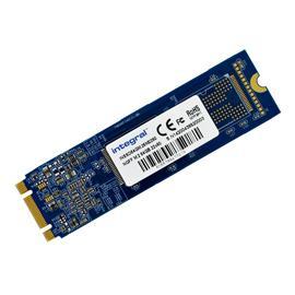 Integral (TLC NAND) SSD, 120GB M.2 SATA 6Gbps
