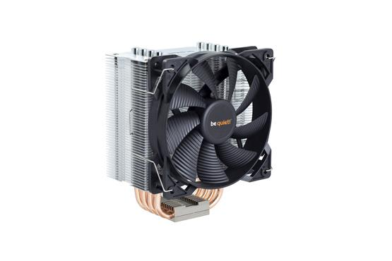 be quiet! Pure Rock CPU cooler 775/1150/1155/1156/1366/2011(-3)/754/939/940/AM2+