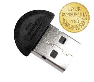 Media-Tech BLUETOOTH NANO STICK mikro bluetooth, 10m, USB