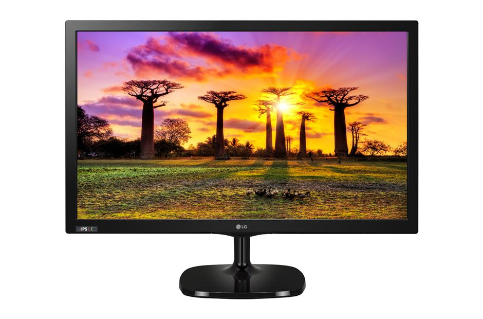 LG LCD 22MT58DF-PZ 21,5'' LED, IPS, 5ms, DC5mil, VGA/HDMI, repro, 1920x1080, č