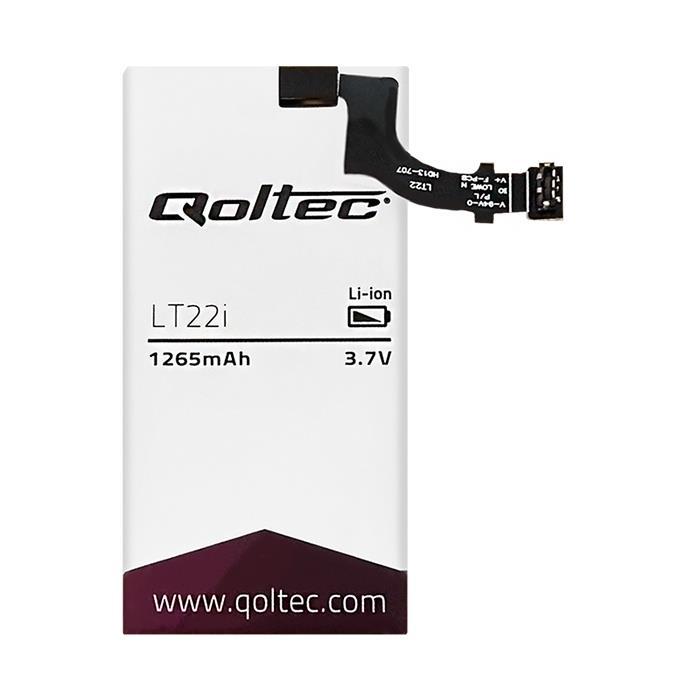 Qoltec Baterie pro Sony Xperia P LT22i | 1265mAh