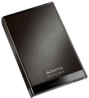 """ADATA Externí HDD 1TB 2,5"""" USB 3.0 Nobility NH13, černý"""