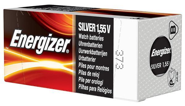 Baterie do hodinek (knoflíková baterie), ENERGIZER, 373