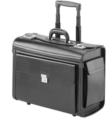 Falcon Laptop Pilot Case 17'' Black
