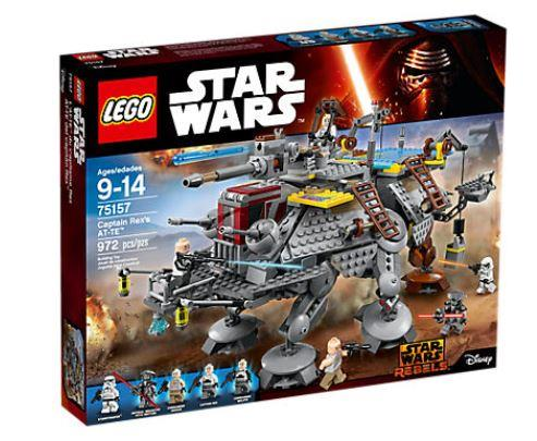 LEGO STAR WARS 75157 AT-TE Captain Rex's AT-TE