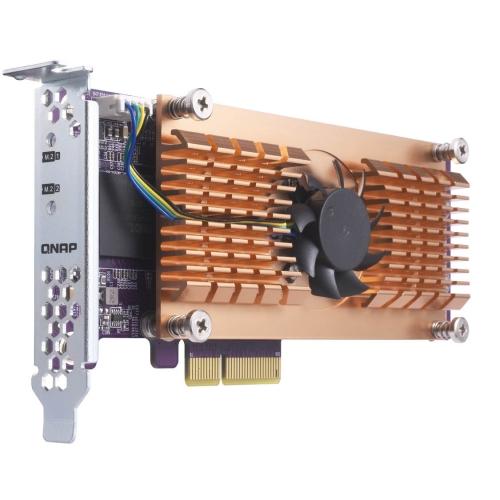 Qnap QM2 Card - QM2-2S