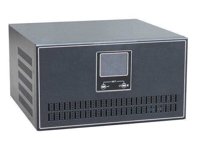 Energenie by Gembird invertor 600W, sinusový, 14V DC do 30A