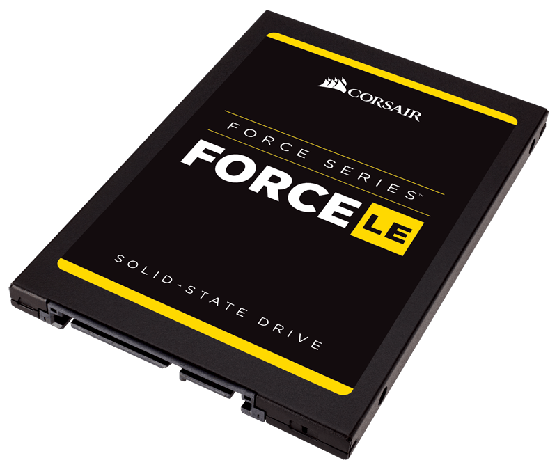 Corsair SSD Force LE Series 960GB SATA III 2.5'' (560MB/s; 530MB/s), 7mm