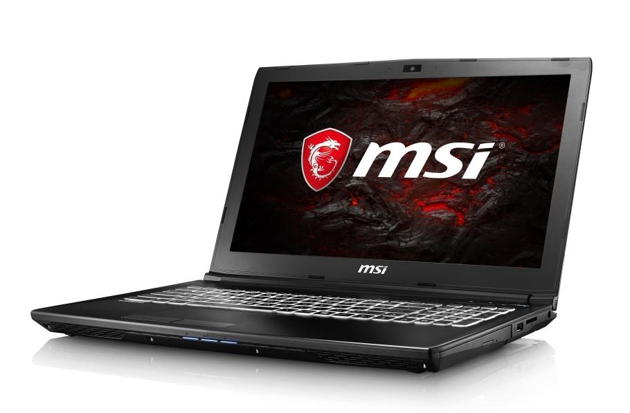 """MSI GL72 7RDX-803CZ/i7-7700HQ Kabylake/8GB/128 SSD + 1TB HDD 5400/DVDRW/ GTX 1050 4GB/17,3""""FHD/Win10"""