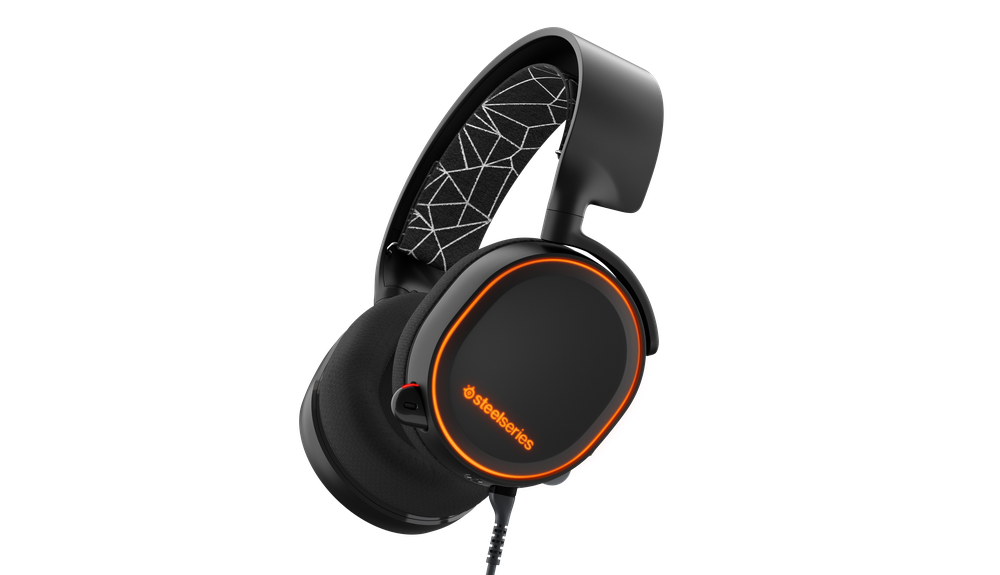 Gaming headset SteelSeries Arctis 5 Black
