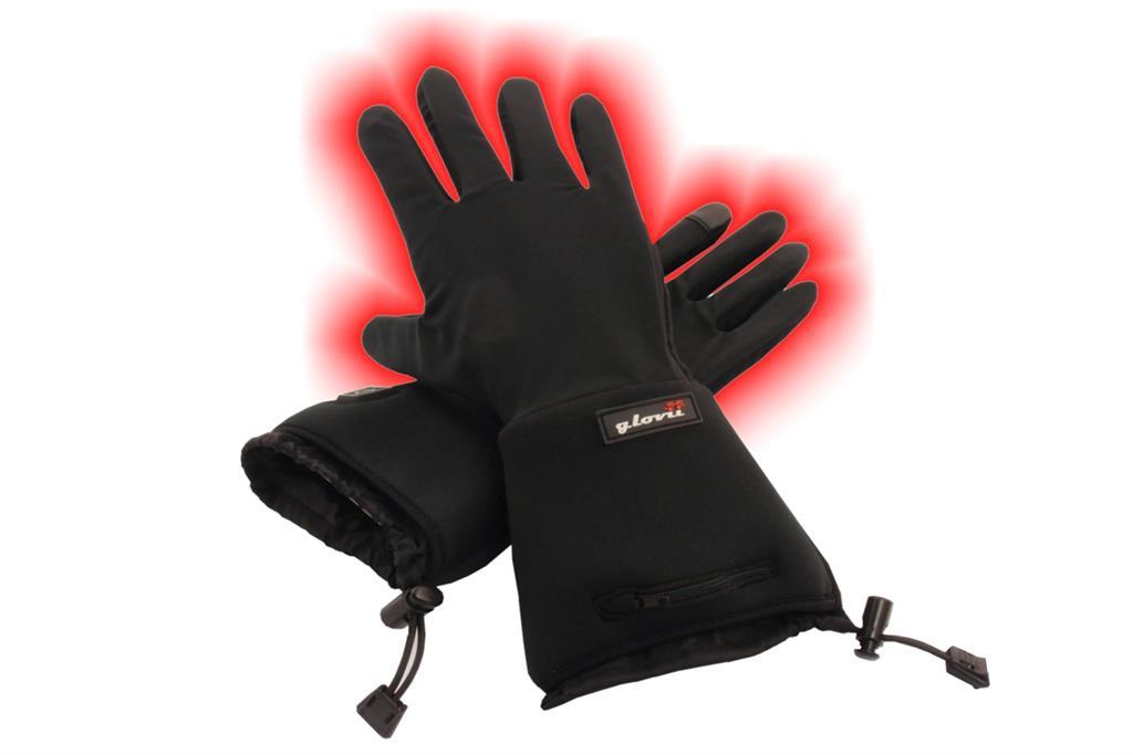 SUNEN Glovii - Vyhřívané vnitřní rukavice, velikost XXS-XS
