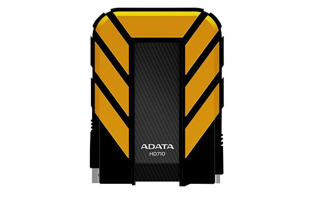 ADATA HD710 DashDrive™ Durable 2TB ext. HDD, USB3.0, water/shock proof, žlutý