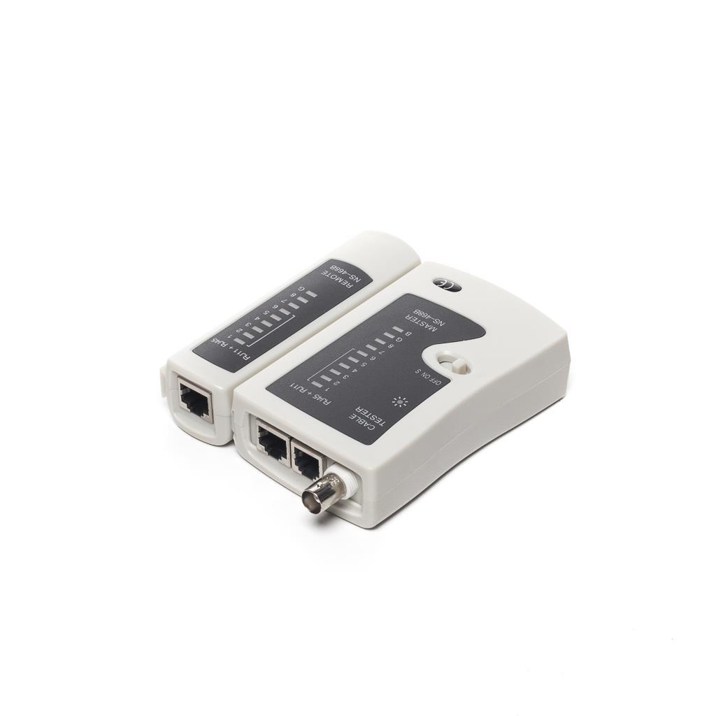 Netrack tester síťových kabelů RJ11/RJ12/RJ45/BNC/UTP/FTP