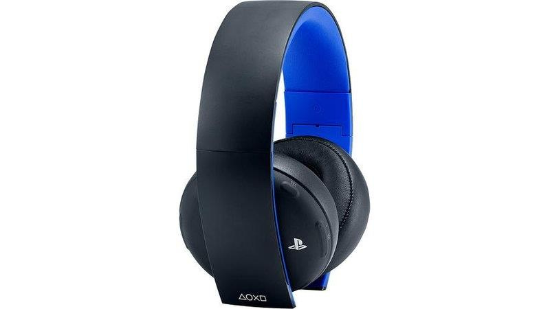 PS4 Wireless Stereo Headset