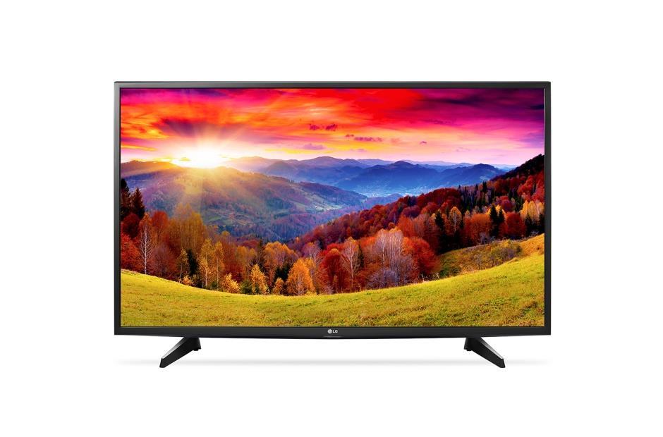 LG TV 49LH570V, 49'' LED, SMART, DVB-S2/T2/C, H.265/HEVC, FullHD 1920x1080