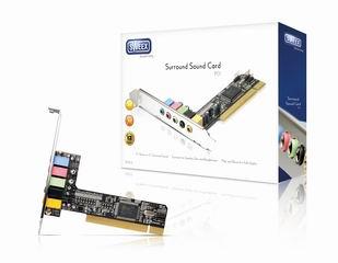 Zvuková karta Sweex 5.1 PCI