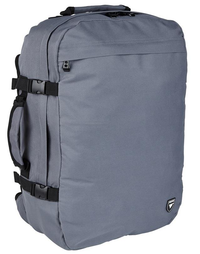 Falcon lightweight laptop travel backpack 15,6'' gray