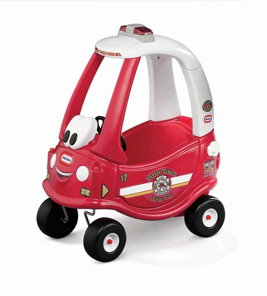 LITTLE TIKES car walker Cozy Coupe - Fire Truck