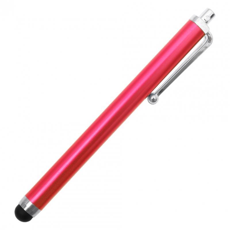 GT SIMPLE dotykové pero na kapacitní displeje, červené