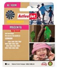 Inkoust ActiveJet AL-100M | Magenta | 13 ml | Lexmark 14N1070E