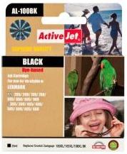 Inkoust ActiveJet AL-100BK | Black | 25 ml | Lexmark 14N1068E