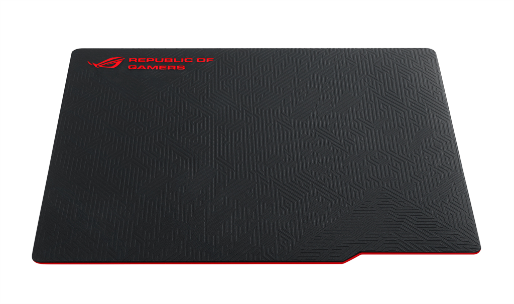 ASUS Silicone-Fabric Gaming Mouse Pad ROG Whetstone